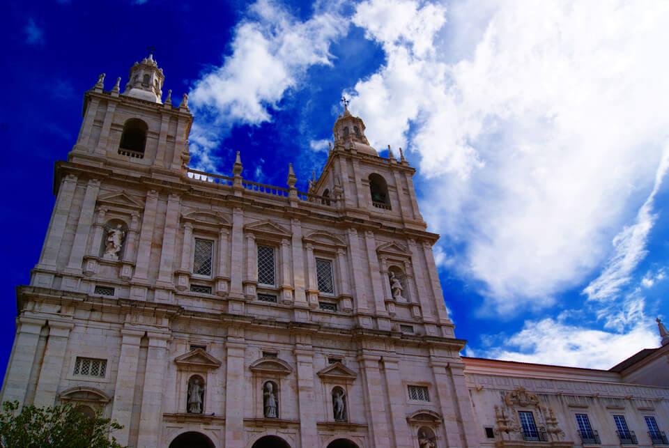 Монастырь Сан-Висенте-де-Фора, Лиссабон