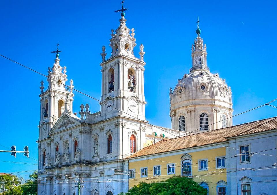 Базилика-де-Эштрела, Лиссабон