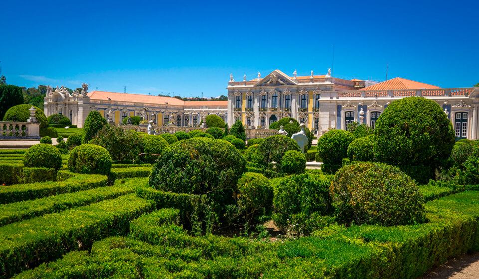 Дворец Келуш, Лиссабон