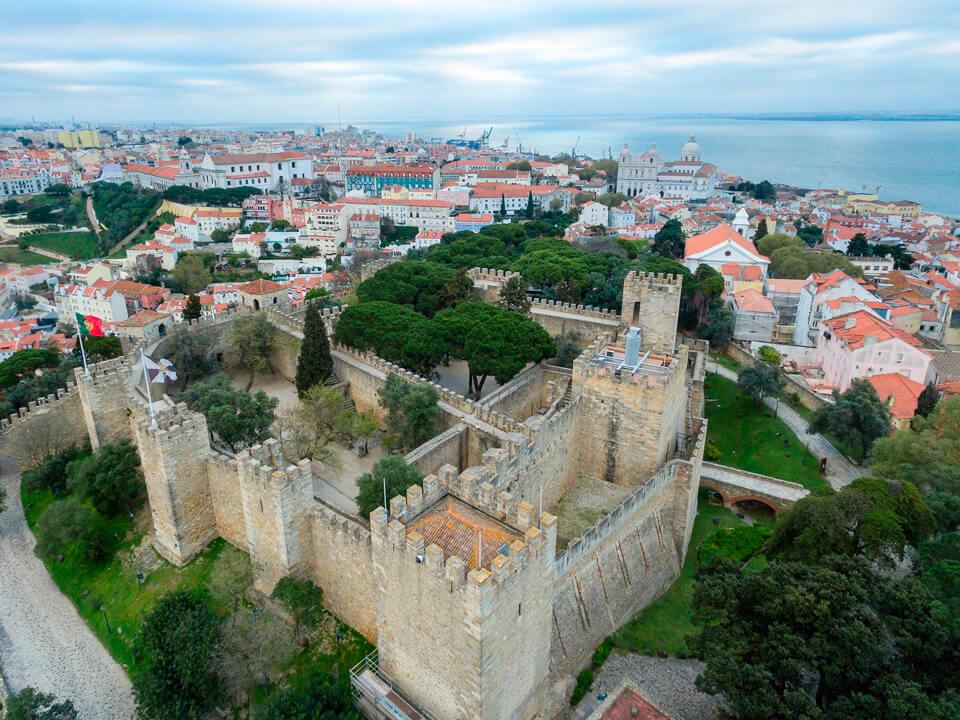 Замок Св.Георгия, Лиссабон