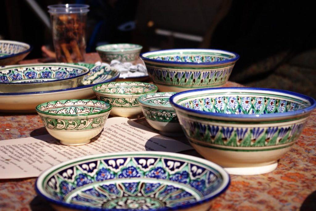Посуда, Казань