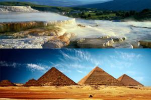 Египет или Турция