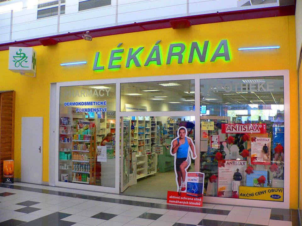 Лекарства, Чехия