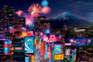Популярные достопримечательности Токио