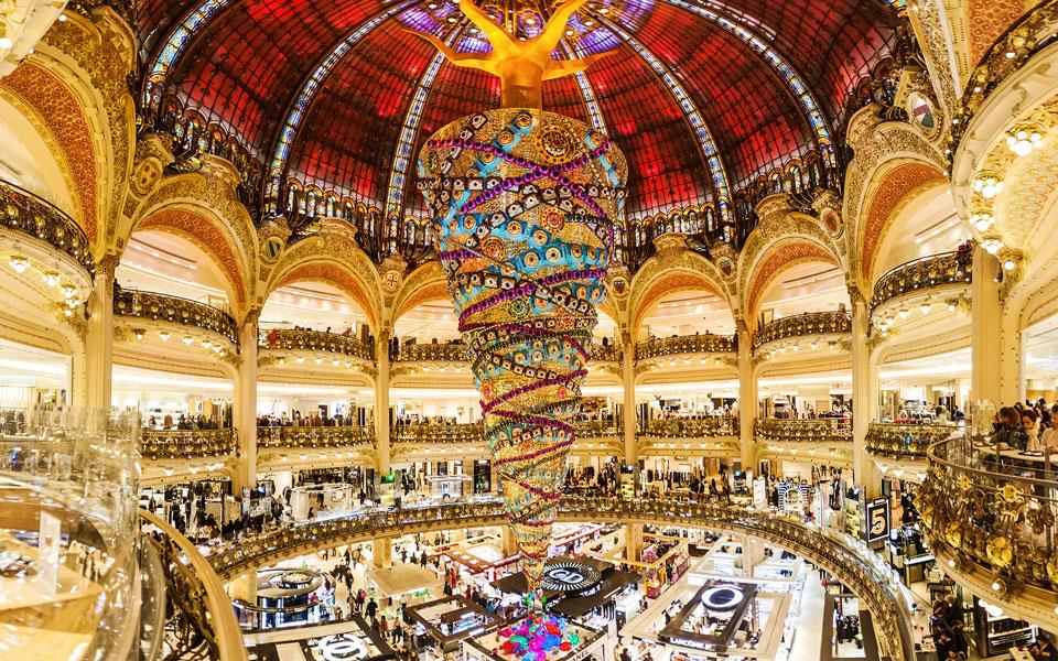 Galerie Lafayette, Франция