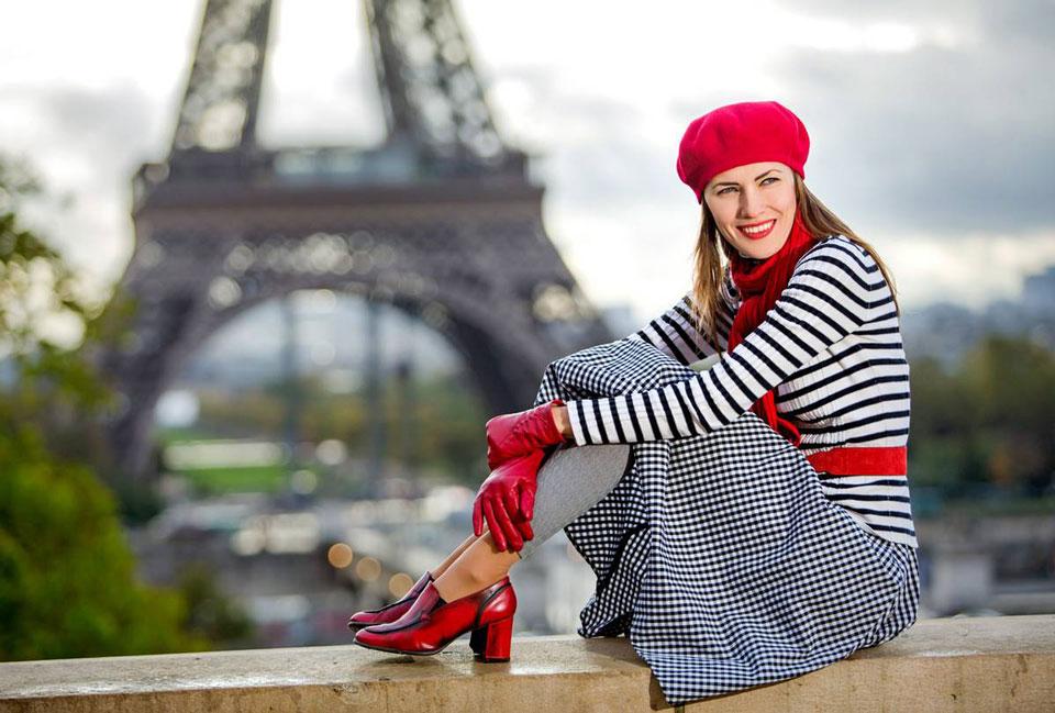 Одежда, Франция