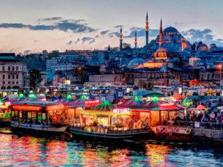 Что посмотреть в Стамбуле за 4 дня – 23 самых интересных места