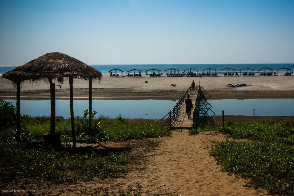 Все пляжи Северного Гоа - обзор, фото, видео, цены