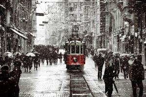 Новогодние каникулы в Турции