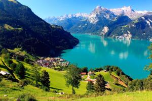 Швейцария с детьми