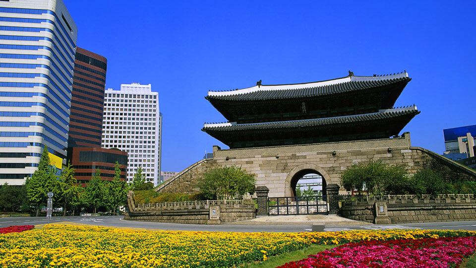 Ворота Тондэмун, Сеул