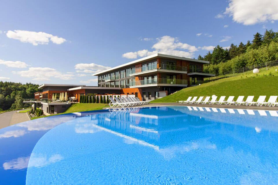 Odyssey ClubHotel Wellness & SPA, Польша