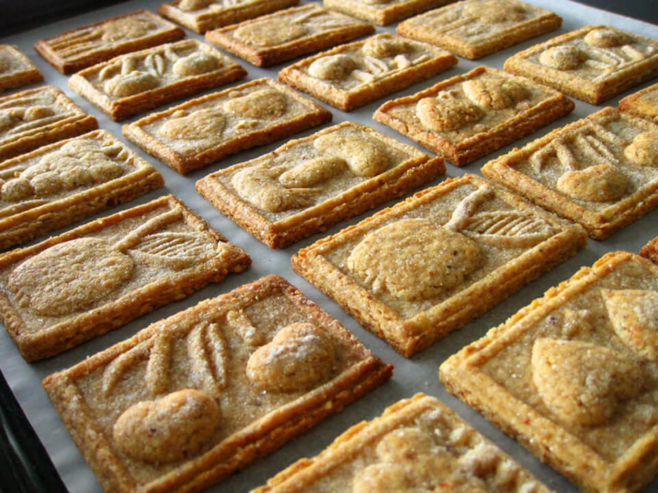 Печенье Paprenjak, Хорватия
