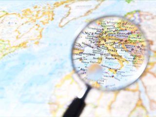 Бюджетно в Европу: туристические карты