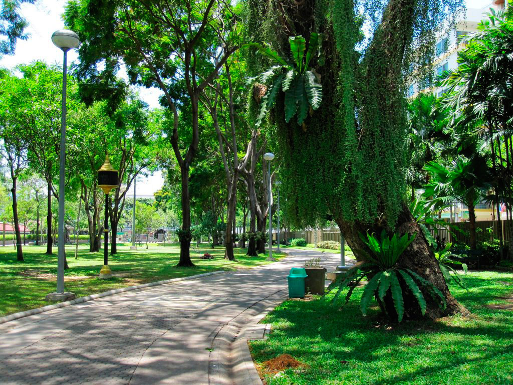 Парк Сантипап