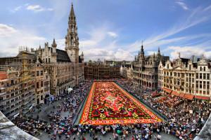 Популярные достопримечательности Брюсселя