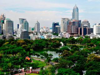 13 лучших парков Бангкока