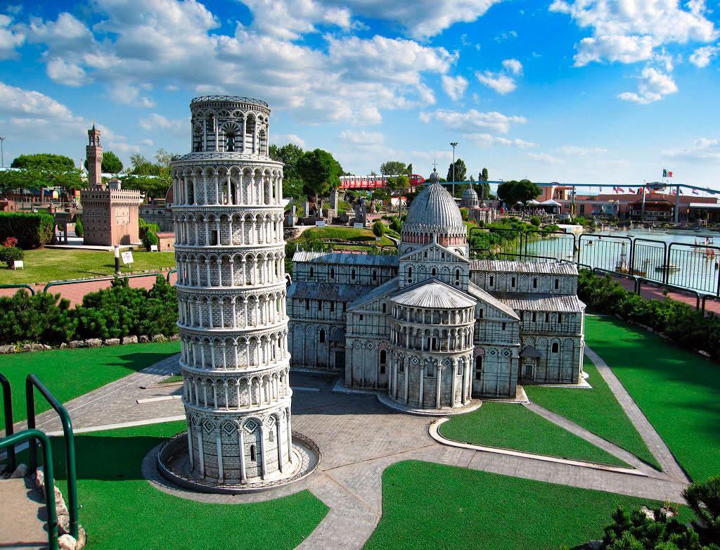9 лучших парков в Италии — время работы, цены на билеты, фото, описание, карта