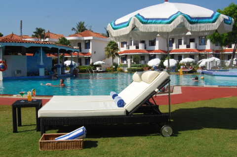 Heritage Village Club 4*, Кансаулим