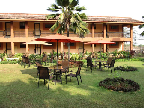 The International Centre Goa 4*, Гоа