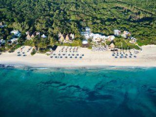 20 лучших пляжей Мексики