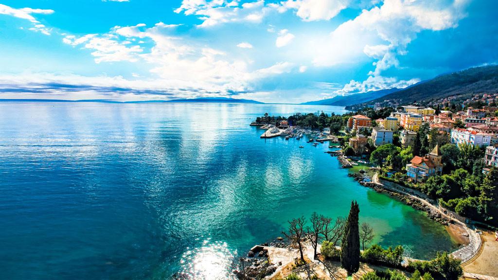 фото пляжей хорватия