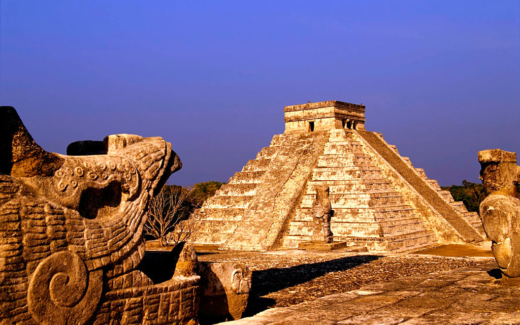 the history and the reasoning behind the construction of the pyramid of the sun in mexico