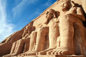 Храм Абу-Симбел — неофициальное Чудо света в Египте