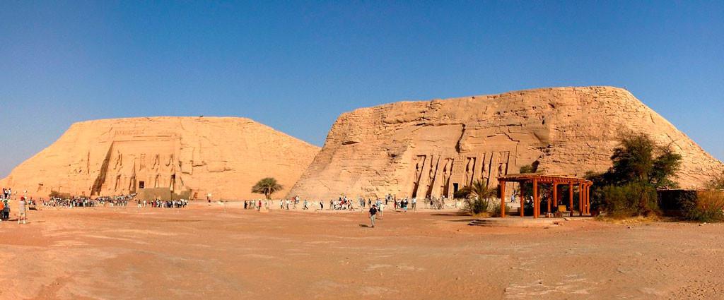 Храм Абу-Симбел