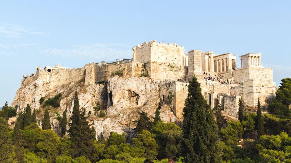 Ареопаг, Афины