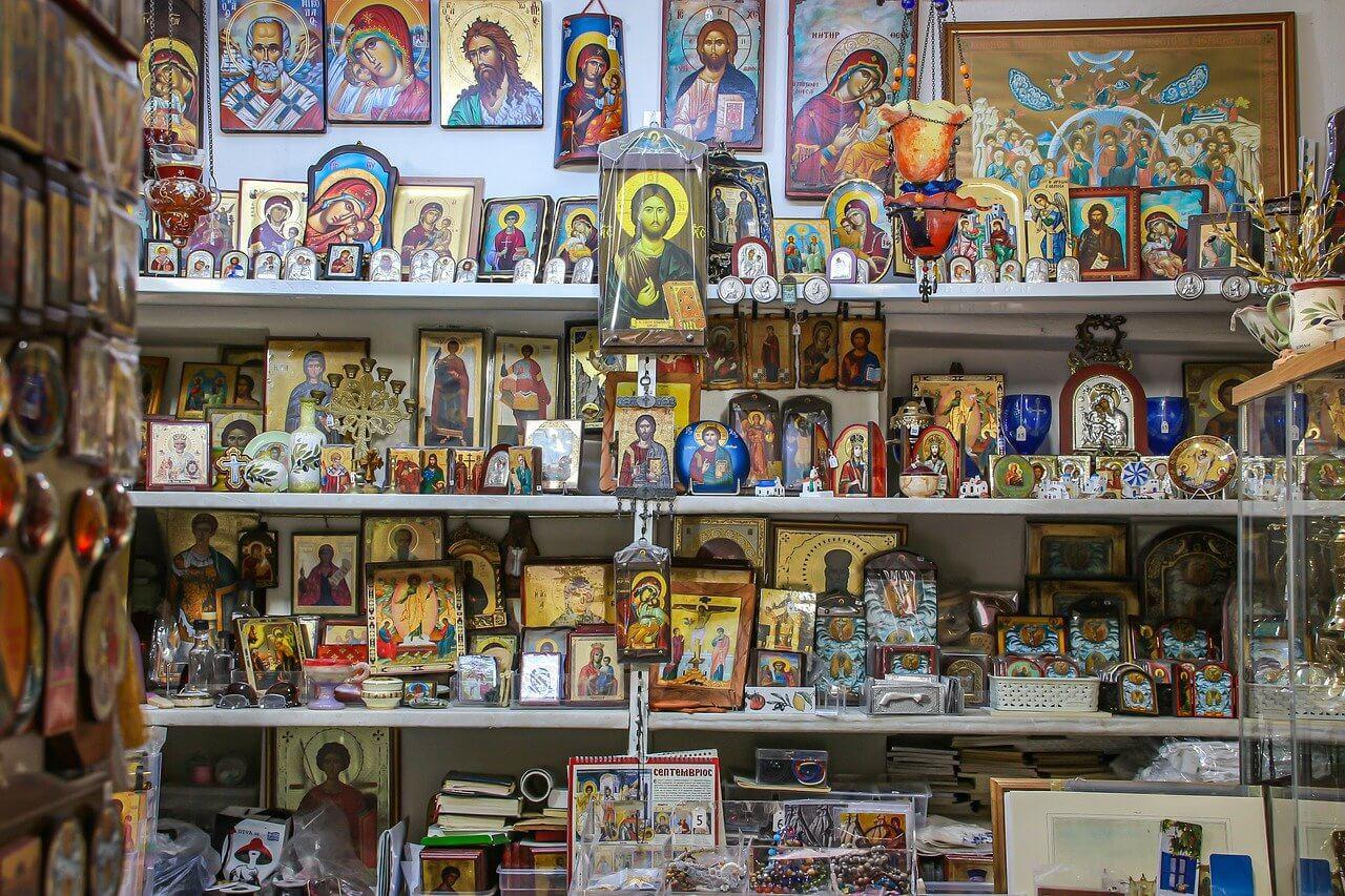 Православные символы, Греция