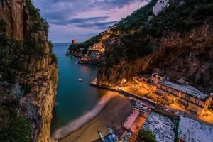 Фуроре – несуществующая деревня в Италии