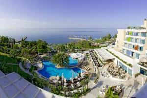 Mediterranean Beach 4* (Кипр/Лимассол)