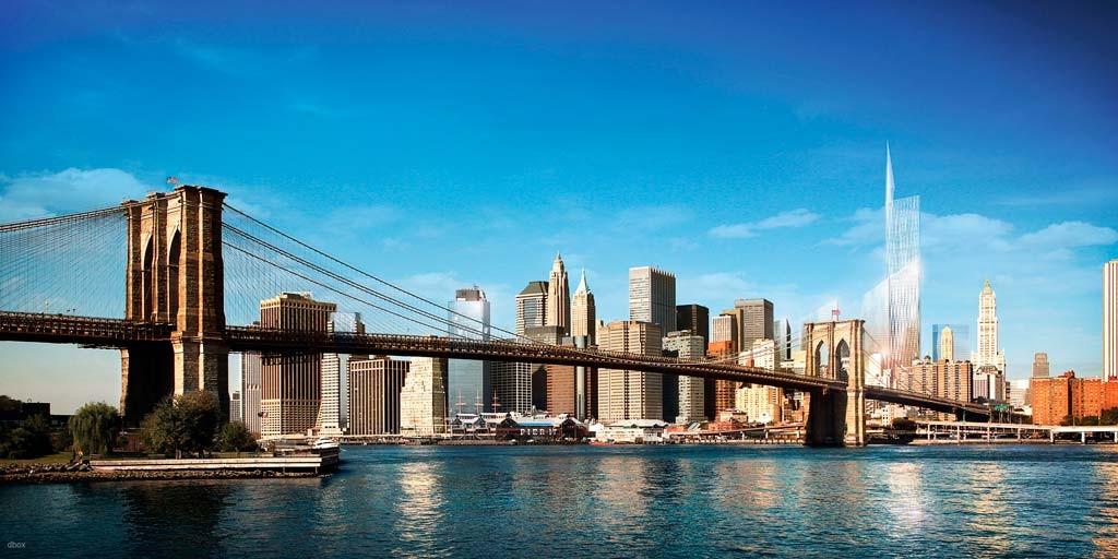фото бруклинского моста в высоком качестве
