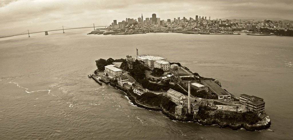 a history of alcatraz island from being a fort to being a federal prison Find out more about the history of alcatraz historic alcatraz island which wanted a federal prison that could house a criminal population too difficult or.