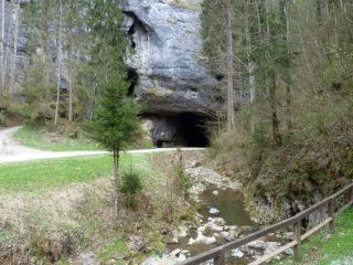 Пещеры Лургротте в Австрии