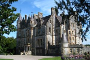 Замок Бларни в Ирландии