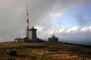 Гора Брокен в Германии