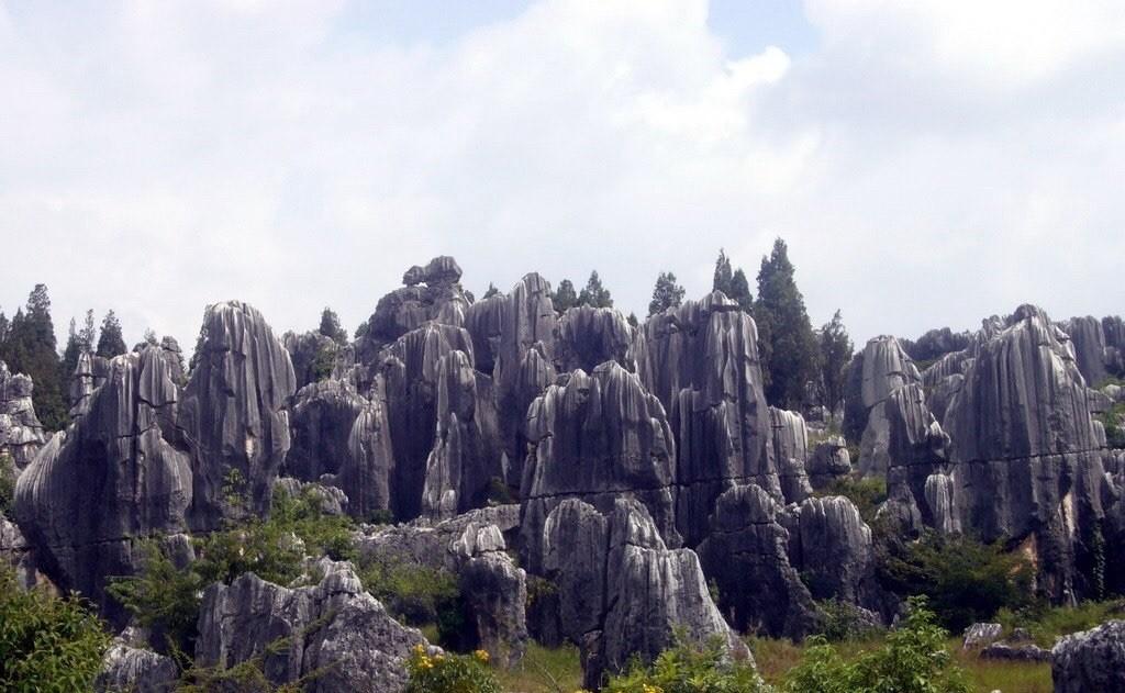 номер рассказываем каменный лес фото китай планете немало удивительных