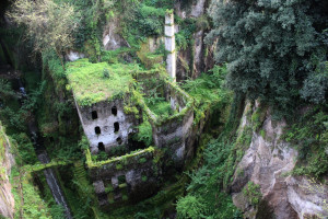 Долина мельниц в Италии