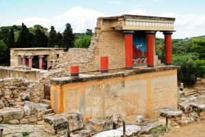 Лабиринт Минотавра в Греции