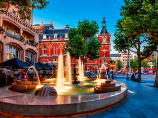 Как добраться из Парижа до Амстердама