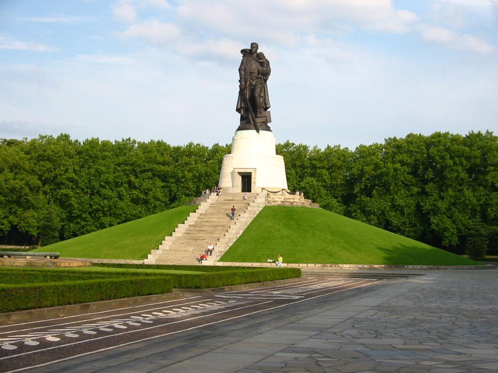 Трептов-парк, Берлин