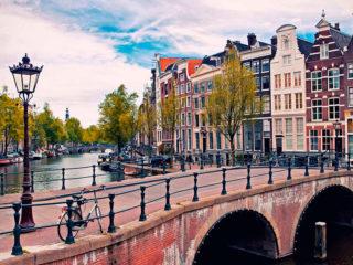 Аэропорт Амстердама Схипхол – как добраться до центра