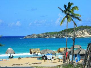 Пляж Макао в Доминикане