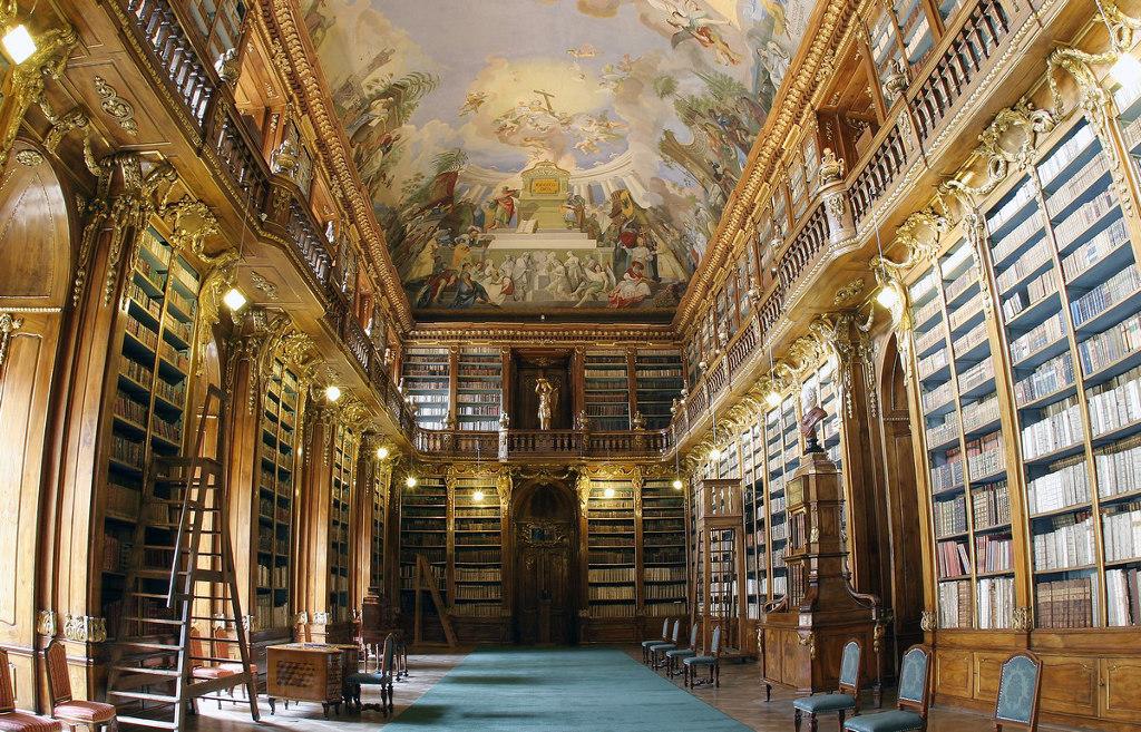 Библиотека в Ватикане - фото, описание, загадки, мифы