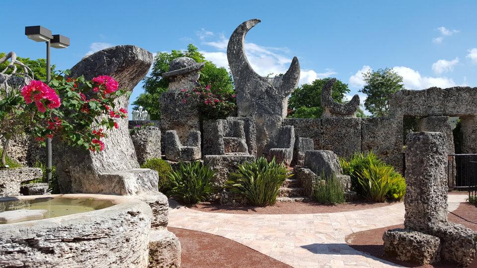 Коралловый замок, Майами