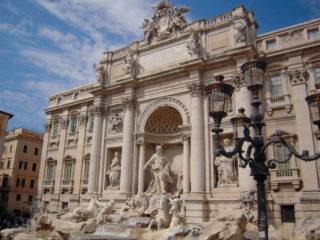 8 самых красивых фонтанов Рима