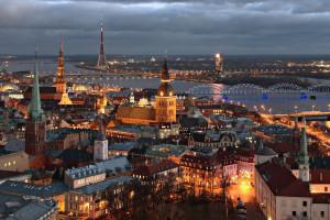 Как добраться из аэропорта Риги в центр города
