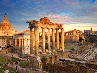 Метро Рима